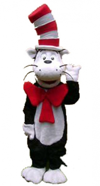 Dr Seuss The Cat In The Hat Birthday Party Characters