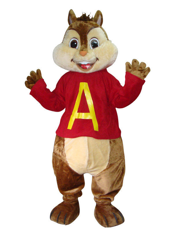 Alvin The Chipmunk - BIrthday party characters for kids ...