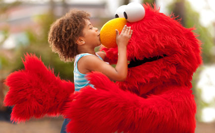 Elmo character rental San Francisco Bay Area Los Angeles Orange County