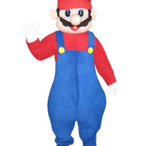 Mario-Mascot