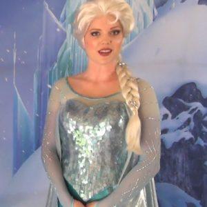 Elsa & Anna frozen birthday