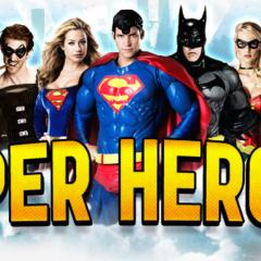 Super heros character rental Bay Area San Francisco Los Angeles Orange County