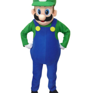 Luigi Mascot