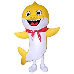 baby shark character rental